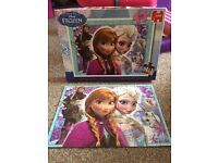 Frozen puzzle like new