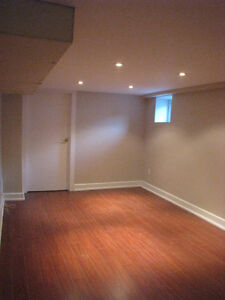 Bright Bsmt. Studio w/ Private Entry