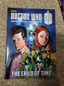 Doctor Who: The Child of Time Large Format Graphic Novel