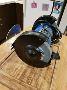 Terrific Bench Grinder Kijiji In Barrie Buy Sell Save With Alphanode Cool Chair Designs And Ideas Alphanodeonline