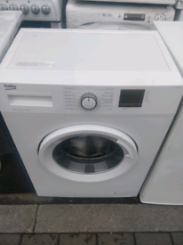 BEKO SLIM 6KG WASHING MACHINE LATEST MODEL WITH DELIVERY AND WARRANTY