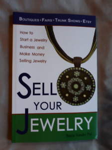 Sell Your Jewelry soft cover book