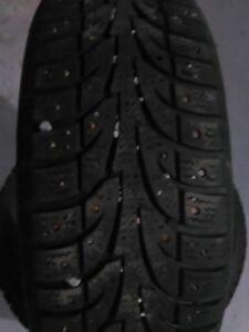 Single Snow Tires $25 each