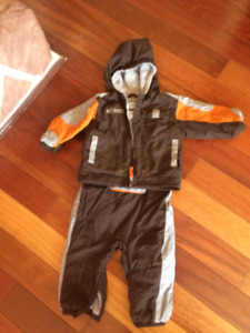 Columbia Snowsuit- Size 2! $25!!!