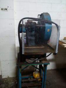 2 Ton Buffalo Mechanical Flywheel  Punch Press