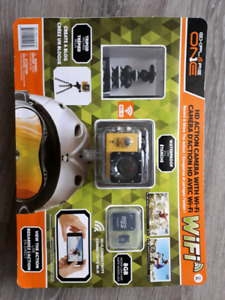 Go pro style camera for kids
