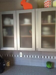 Upper Kitchen Cabinets for Sale Regina Regina Area image 5