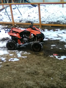 Gio rebel 200 atv for trade