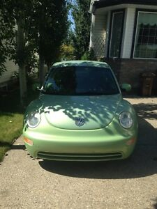 2002 Volkswagen Beetle for sale