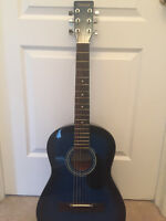 Kids Guitar - used 3 times