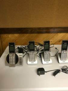 Téléphones sans fils Vtech