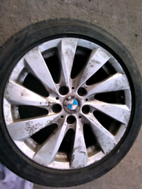 17 inch BMW alloy wheels for sale call today