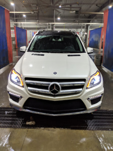 2014 Mercedes - Benz GL 350 BT 4 MATIC