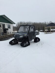 2013 Arctic Cat Prowler 700 HDX ON TRACKS