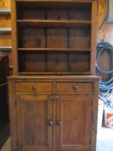 Antique Hutch Cupboard