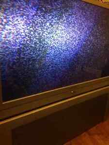50 inch projection tv $50 obo- you pick up