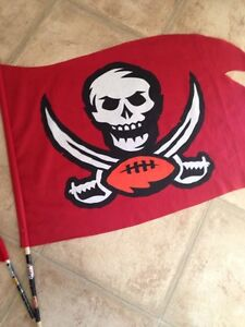 NFL Tampa bay Buccaneers flags