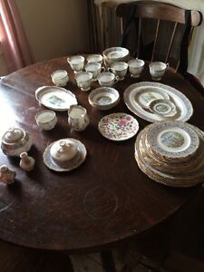 Royal Albert antique China