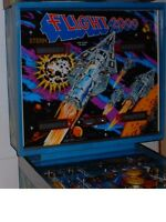 Flight 2000 Pinball by Stern arcade coin op