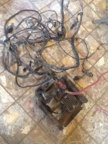 2006 arctic cat 650 prowler H1 wiring harness with regulator