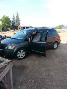 Nissan Quest 04 As is
