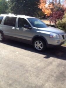 2009 Pontiac Montana van with 40900KM