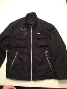 Kenneth Cole Moto Jacket - M