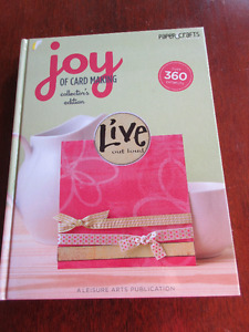 Joy of Card Making - 360 projects. Collector's Edition.