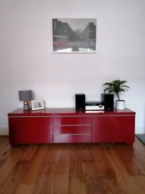 Large TV unit & media, sideboard