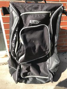 Grit bag hockey