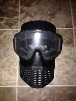 Paintball/air soft mask