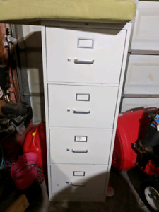 Large office style filing cabinet