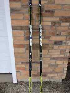 Skis de fond Fisher Carbon Lite (longueur 202)