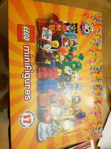Lego series 18 sets