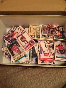Hockey Cards NEW AND OLD