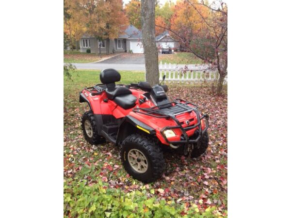 Used 2009 Bombardier outlander