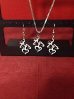 Buck & Doe, Earrings Sets with Necklace & Belly Rings