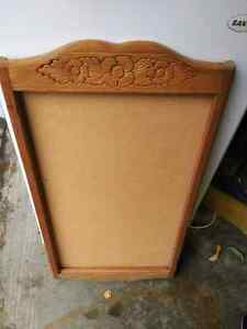 Wooden calendar frame Kitchener / Waterloo Kitchener Area image 1