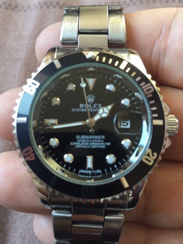 Cartier Near Me >> Rolex Submariner Quartz for sale   in Owlsmoor, Berkshire   Gumtree