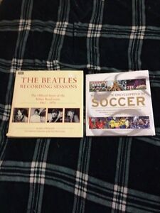 Beatles and Soccer Book