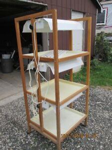 3 tier grow stand