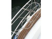 Boat Fender Rack