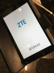"""ZTE Grand X View 8"""" Tablet with 1.5GHz Octacore Processor, 16GB"""