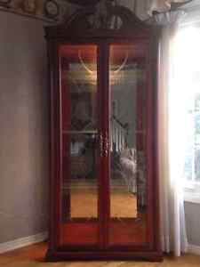 Display Hutch Mint Condition FREE DELIVERY