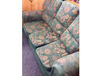 Three seater sofa free delivert