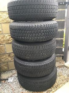 Jeep TJ tires and rims