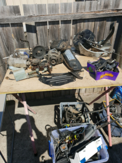 *****1999 hiace parts, everthing available cheap ! Carlton Sorell Area Preview