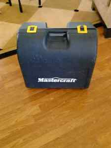 Mastercraft Rechargeable Tools in Kit (14.4 Volt)