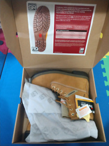 KODIAK WORKER PRO SAFETY STEEL TOE WORK BOOTS SIZE 10 CSA