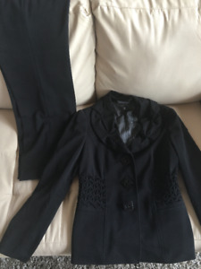Women's Business Suit, Size 8